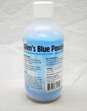 Allen's Blue Powder 9oz