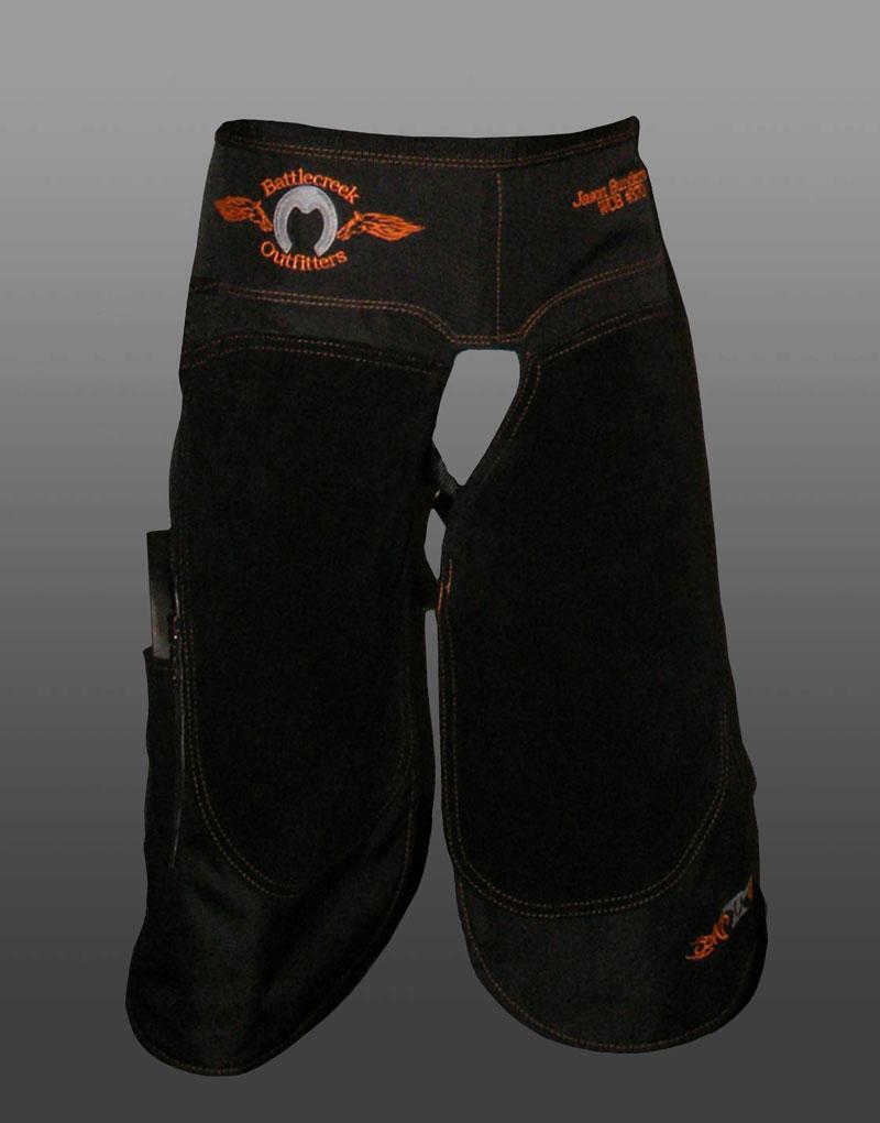 Battlecreek Outfitter Apron Black