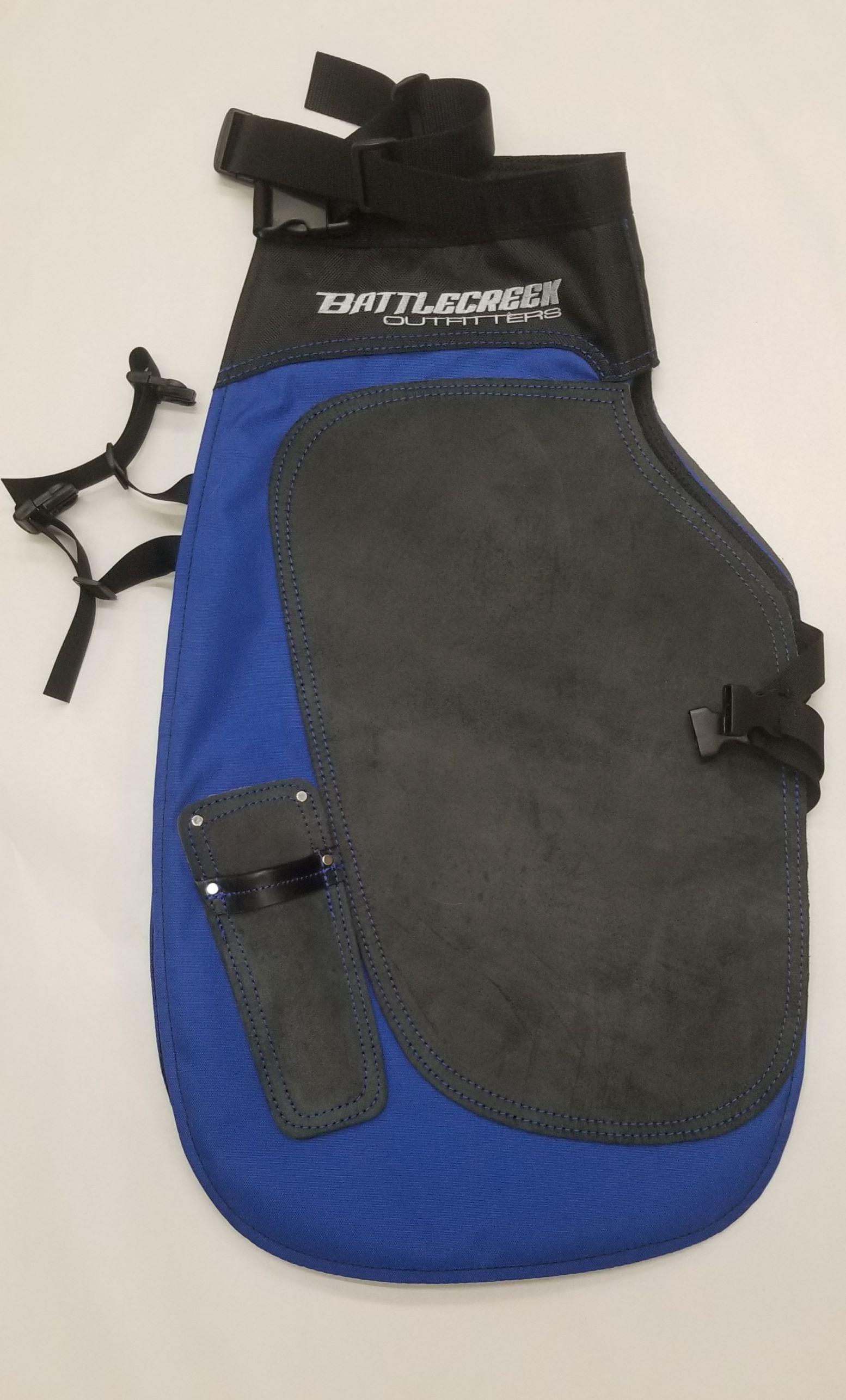 Battlecreek Outfitter Apron Blue/Black
