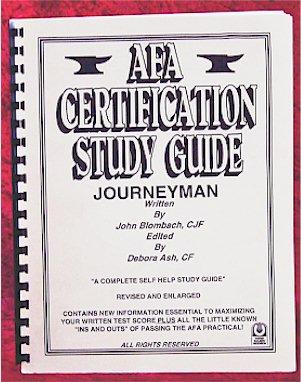 AFA Journeyman Study Guide