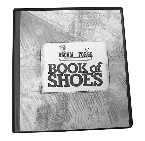 Bloom Book Of Shoes