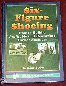Six-Figure Shoeing(Butler)