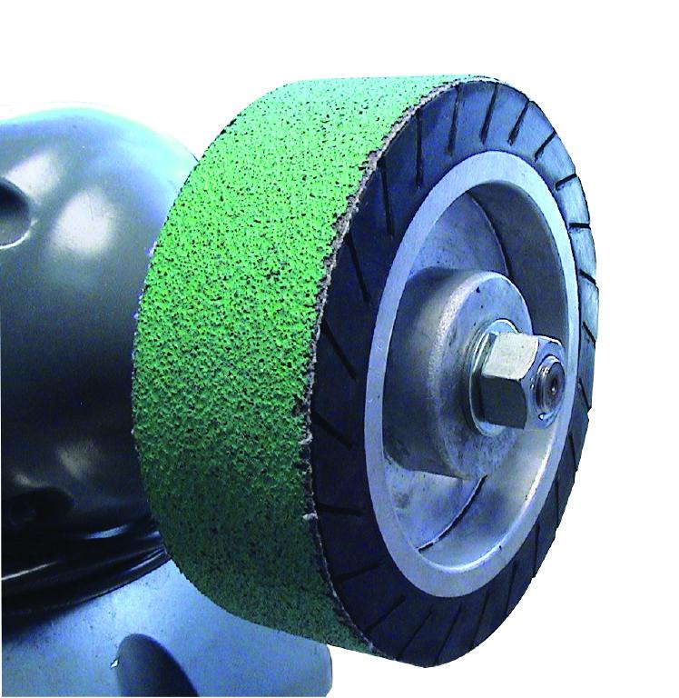 "FP 6"" Expander  Wheel & Grd 5/8"" arbor"