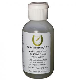 Grand Circuit White Lightning 60 ML Gel.