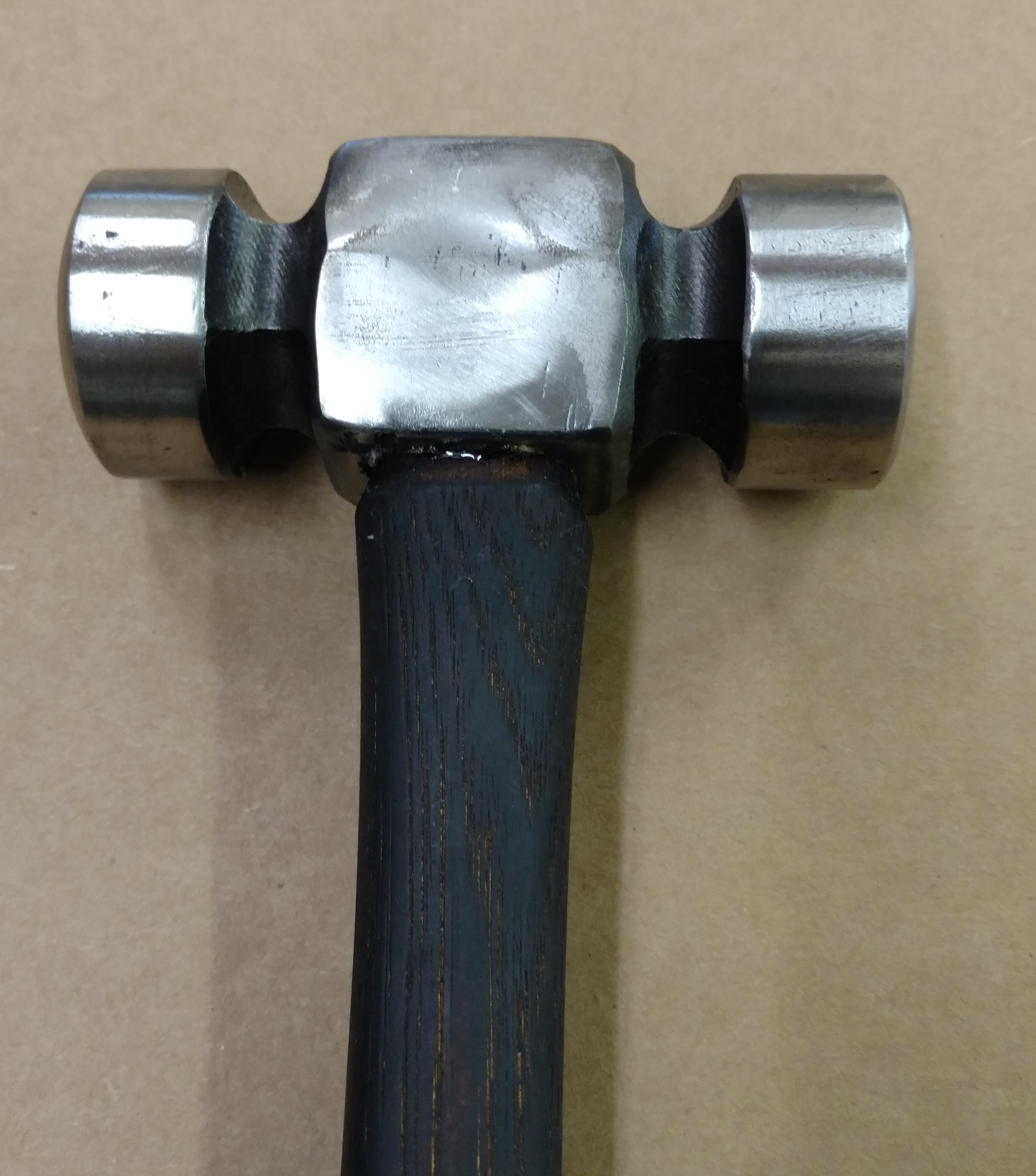 Bulldog 2.25 Lb. Rounding Hammer