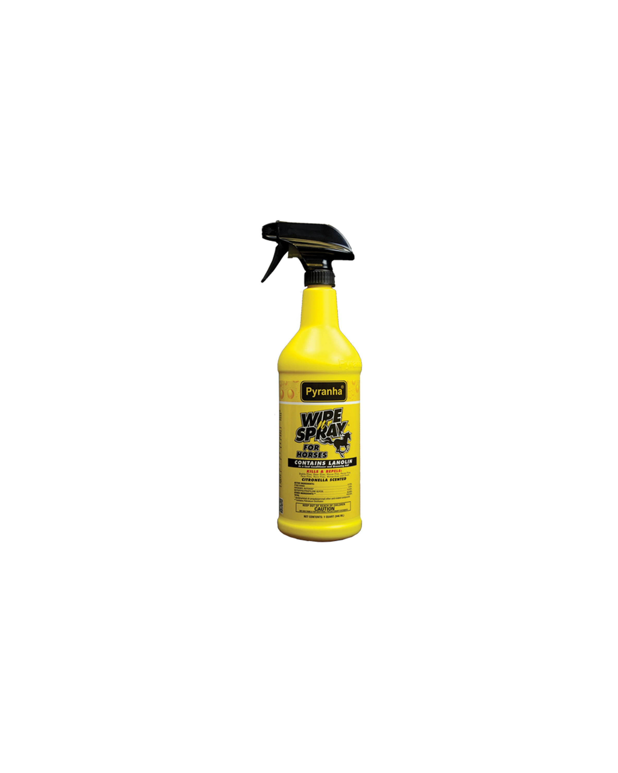 Pyranha Wipe N Spray 32 oz