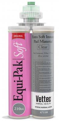 Equi-Pak Soft™ 210cc Pour-in Pad - ea