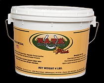 R.A.T.E. Hoof Pack Plus 4lb Bucket