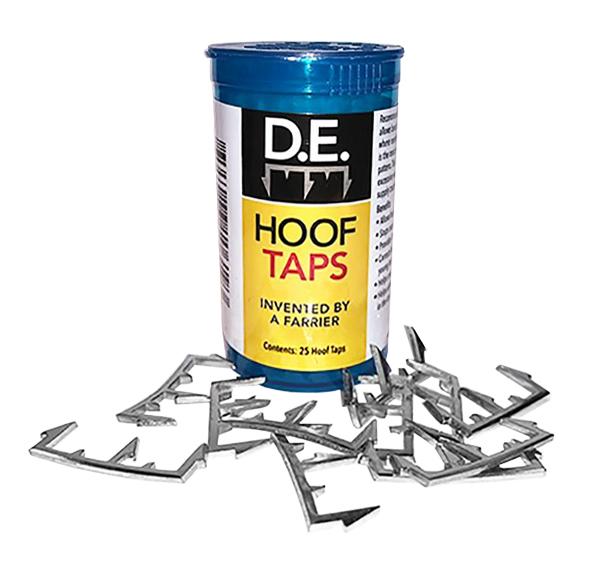 D.E. Hoof Taps