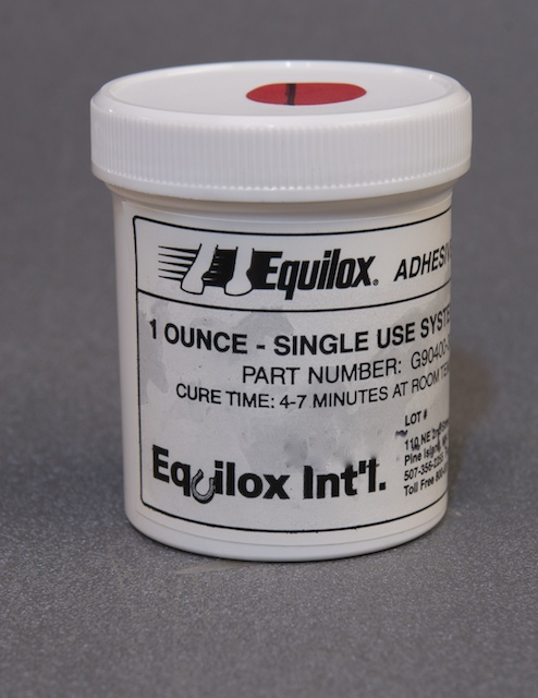 Equilox 1 oz Single Use Black