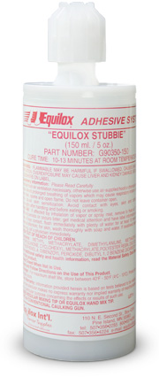 Equilox Stubbie 150 ML Cartridge Tan