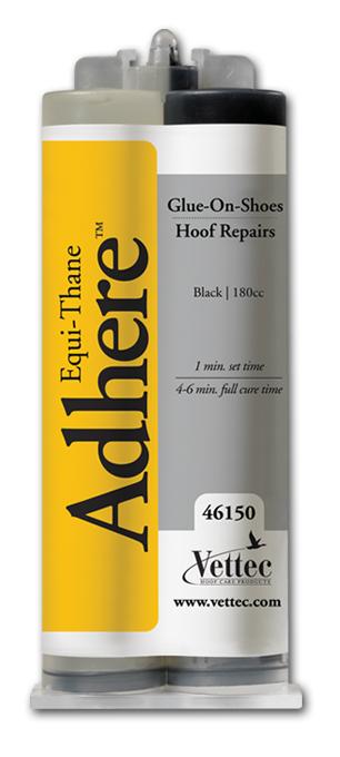 Equi-Thane Adhere Black 180cc