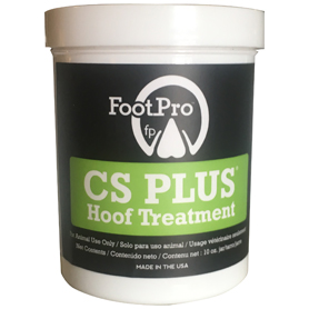 FOOTPRO™ CS PLUS® HOOF TREATMENT 10oz
