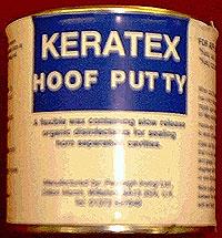 Keratex Hoof Putty 200 grams