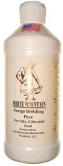 White Mt. Forge Welding Flux-Coal