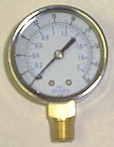 Gauge For Gas Forge