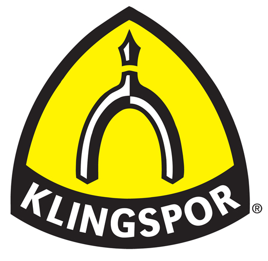 """Klingspor 7""""x7/8"""" Flap Disc 50 Grit"""