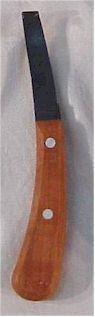 Victoria Wide Blade LH Knife