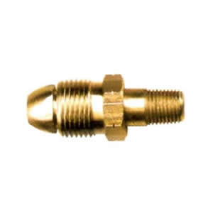 P.O.L. Adapter 1/4 MNPT x Male P.O.L.