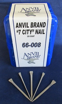 Anvil Brand 7 CH - 250 ct bx