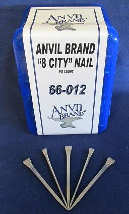 Anvil Brand 8 CH - 250 ct bx