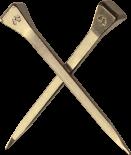 Mustad 4 Endura Concave  250ct - bx