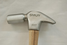 NC 12oz Calvalry Driving Hammer