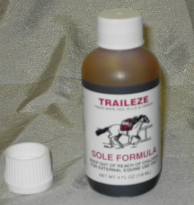 Traileze Sole Formula 4 oz