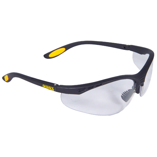 DeWalt Clear Reinforcer Safety Glasses