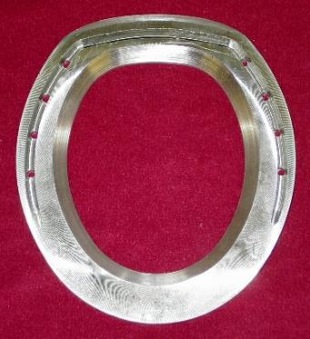 J.B. Aluminum Blunt Egg Bar 4 - pr
