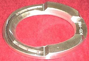 KB Aluminum Navicular 3 - pr