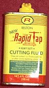 Rapid Tap Metal Cutting Fluid