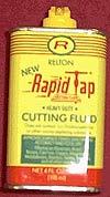 Rapid Tap Metal Cutting Fluid
