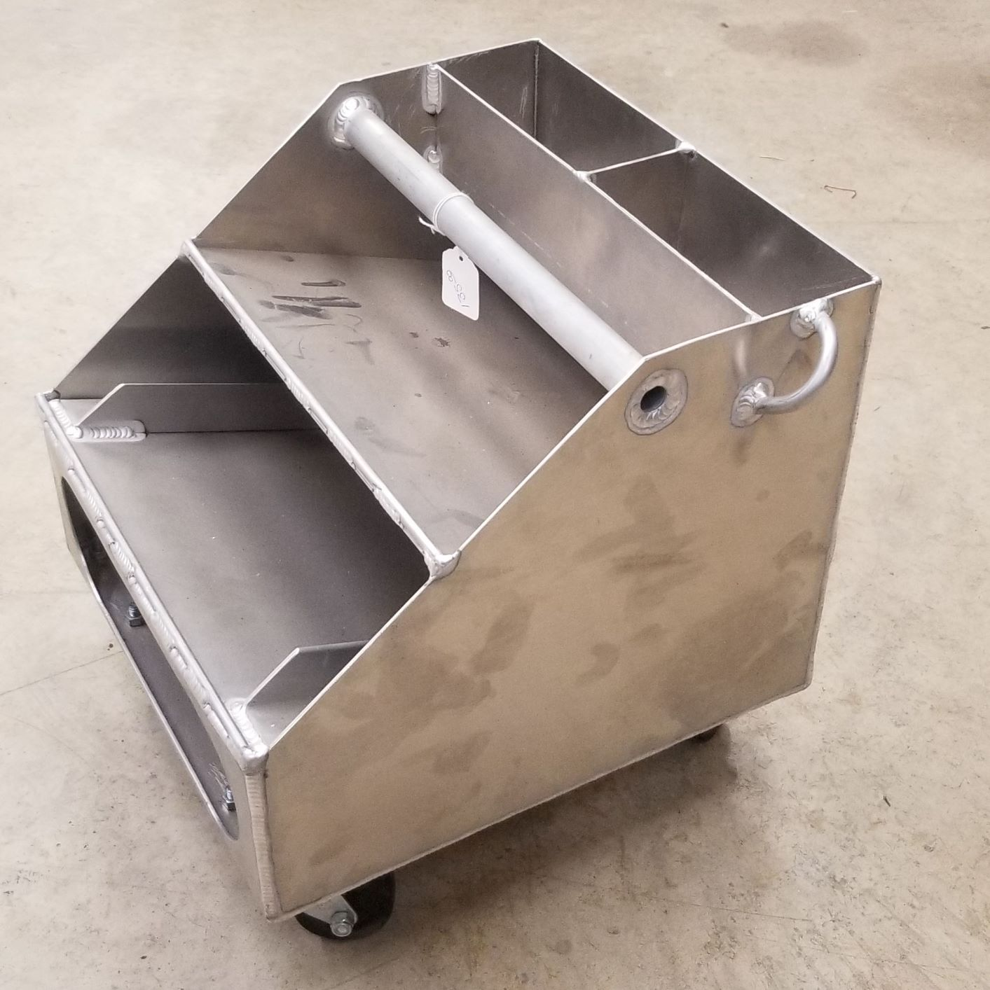 Custom Alum. Box