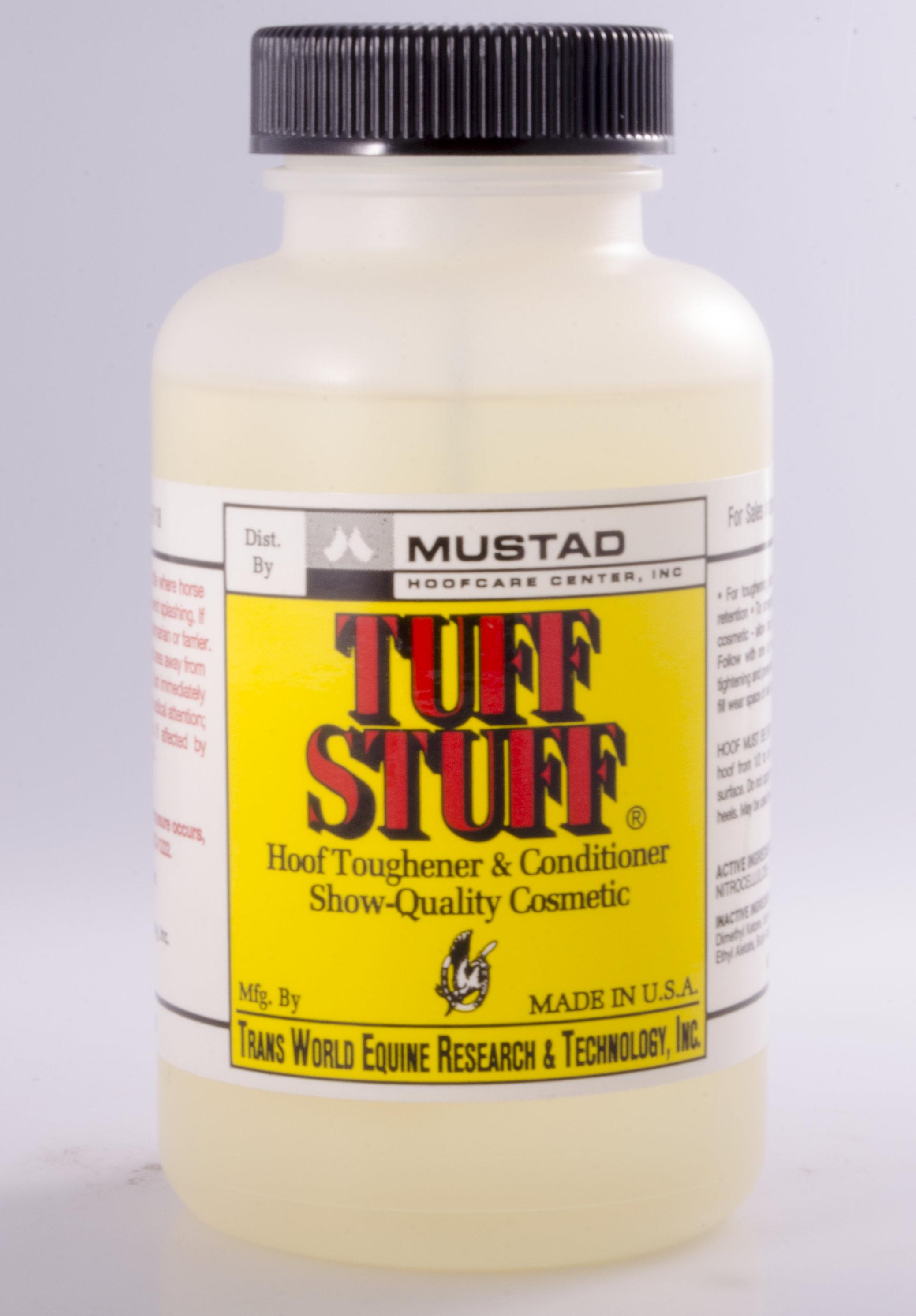 Tuff Stuff (clear)