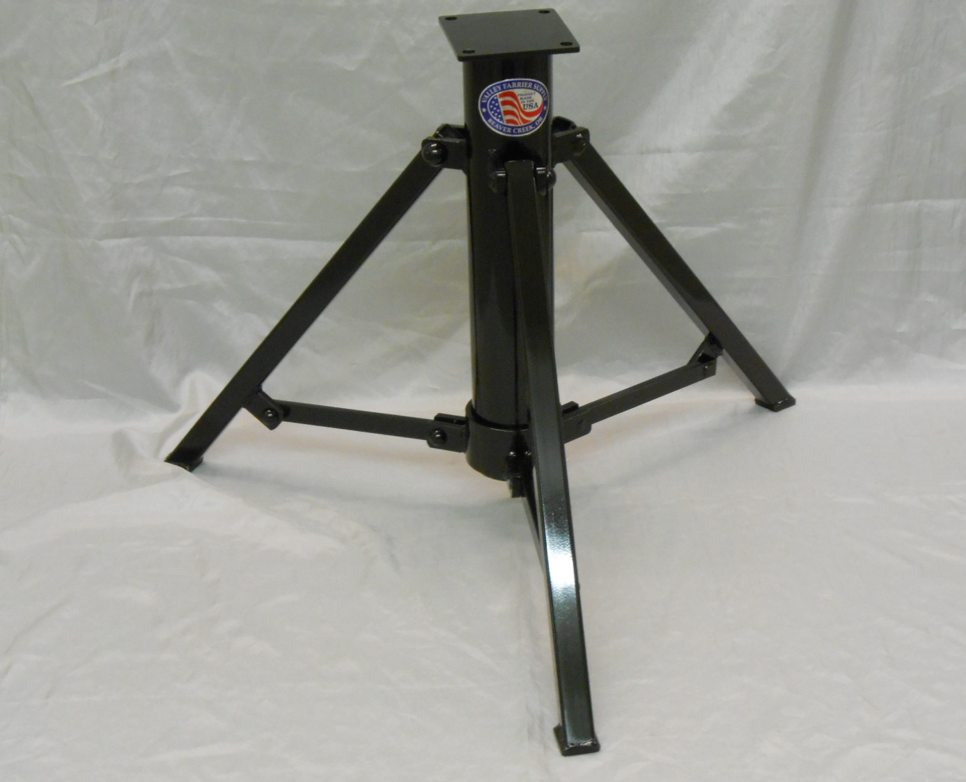Valley Folding Tripod Vise Base