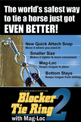 Blocker Tie Ring 2 With Mag-Loc