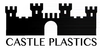 Castle Plastic Pads