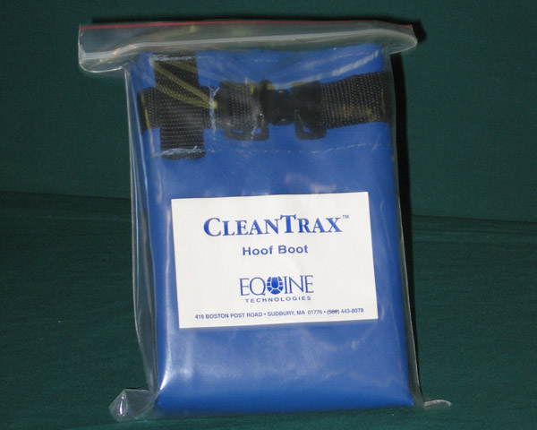 Cleantraxx Hoof Boot