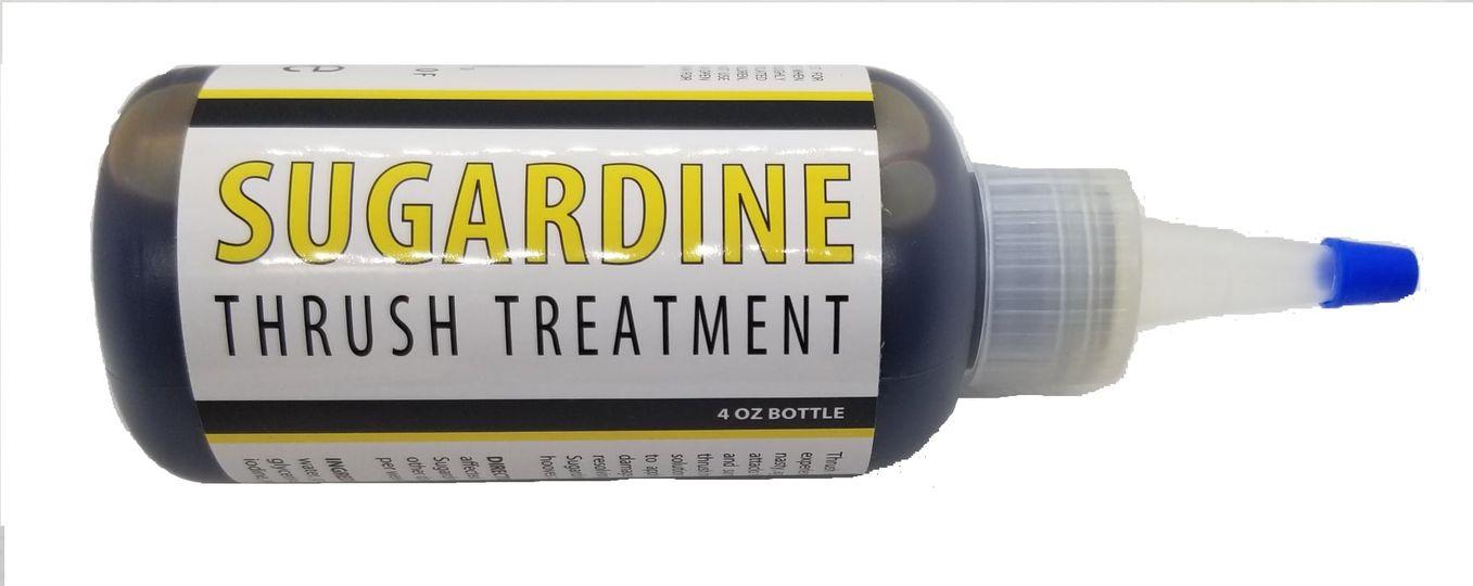 Sugardine Thrush Treatment 4oz